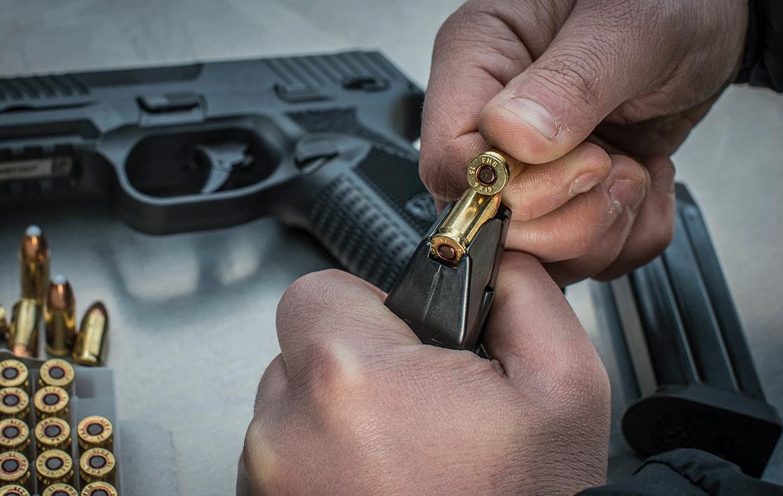 FN Ammunition 9x19mm