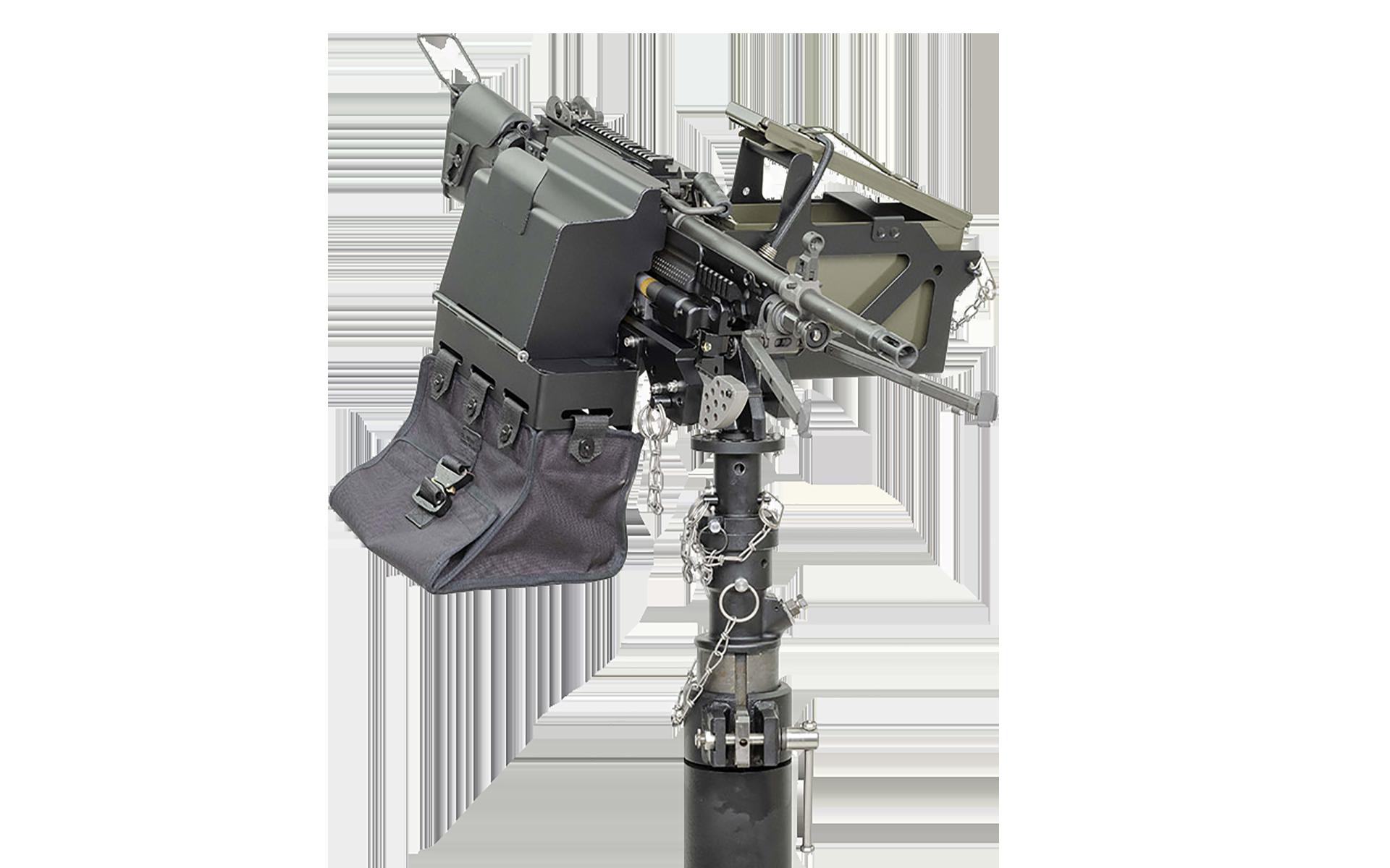 FN Light MWM with MINIMI 7.62