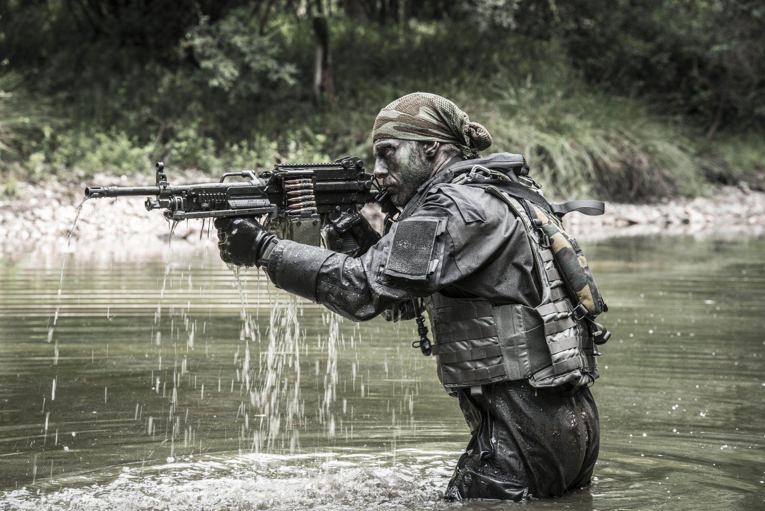 FN® MINIMI 7.62Mk3 Tactical