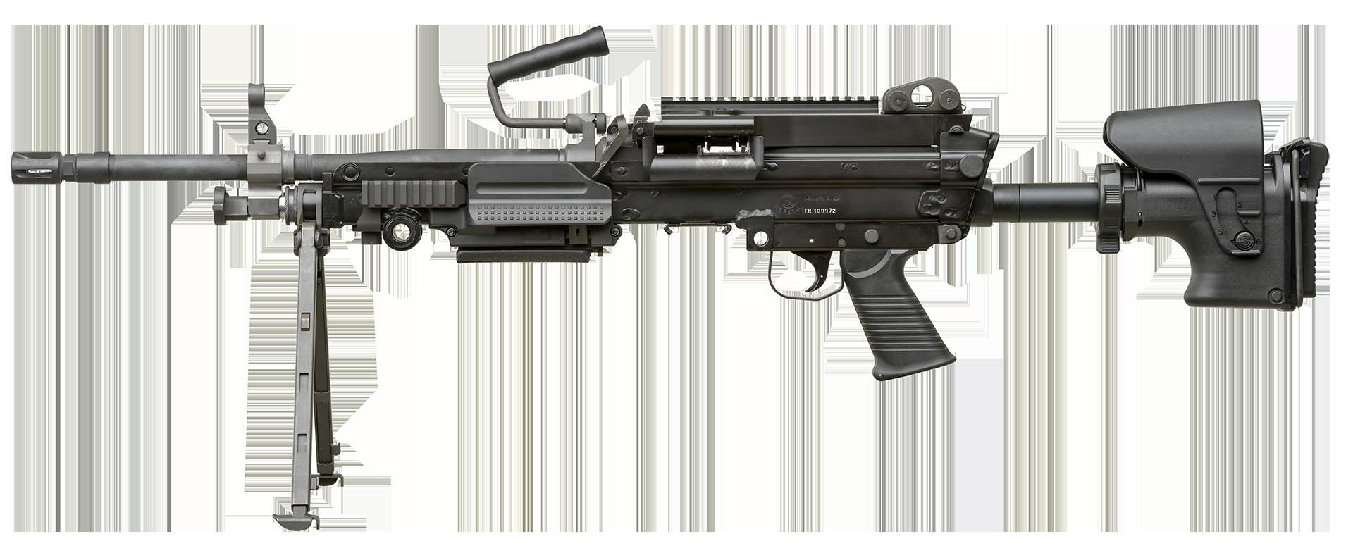 FN MINIMI® 7.62 Mk3