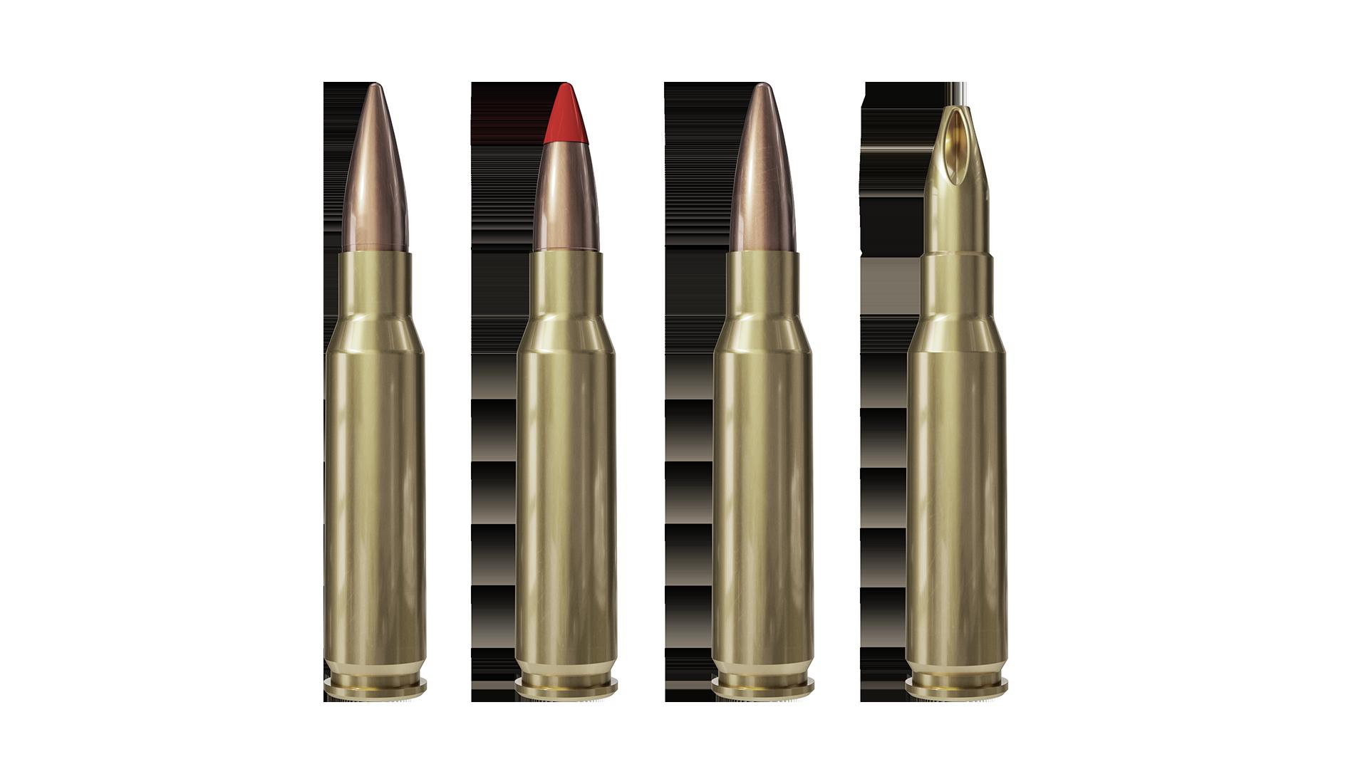 FN Ammunition 7.62x51mm