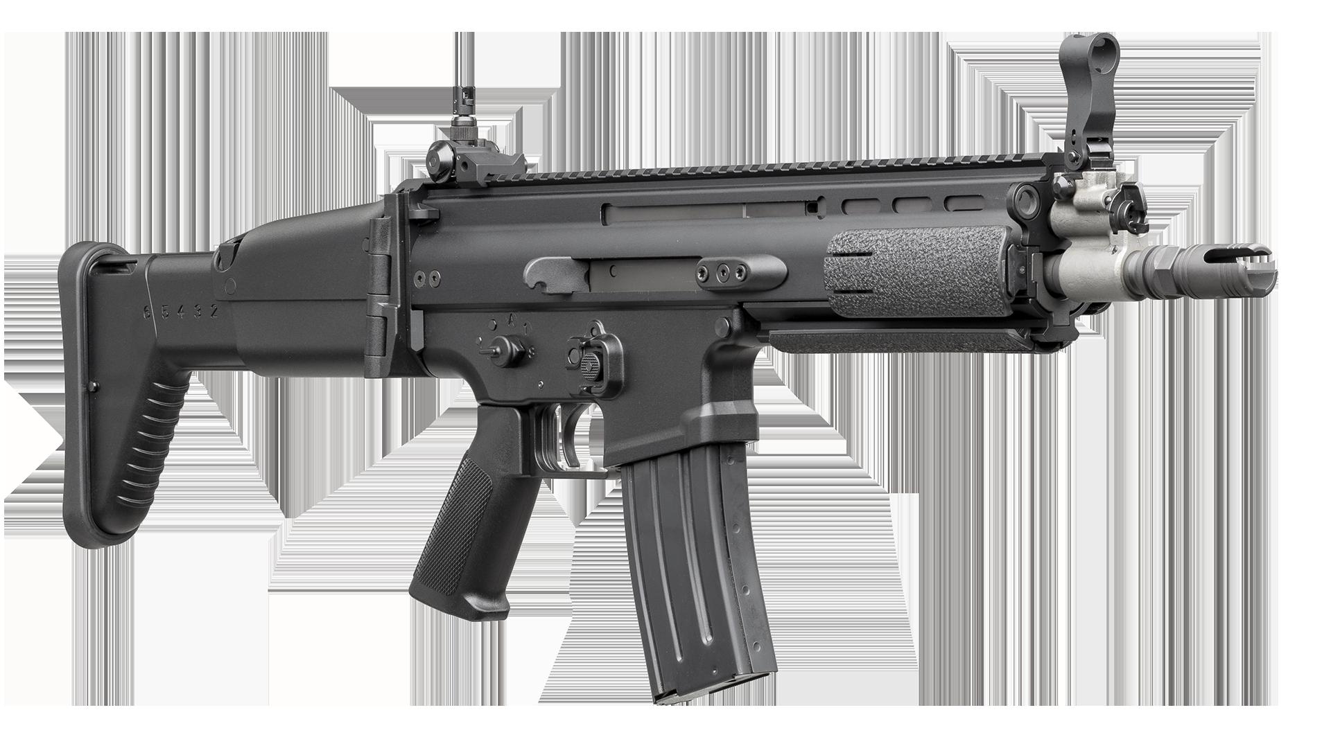 FN SCAR®-L Mk2 CQC