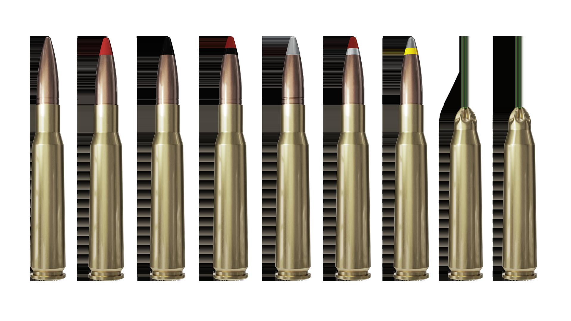 FN Ammunition 12.7x99mm