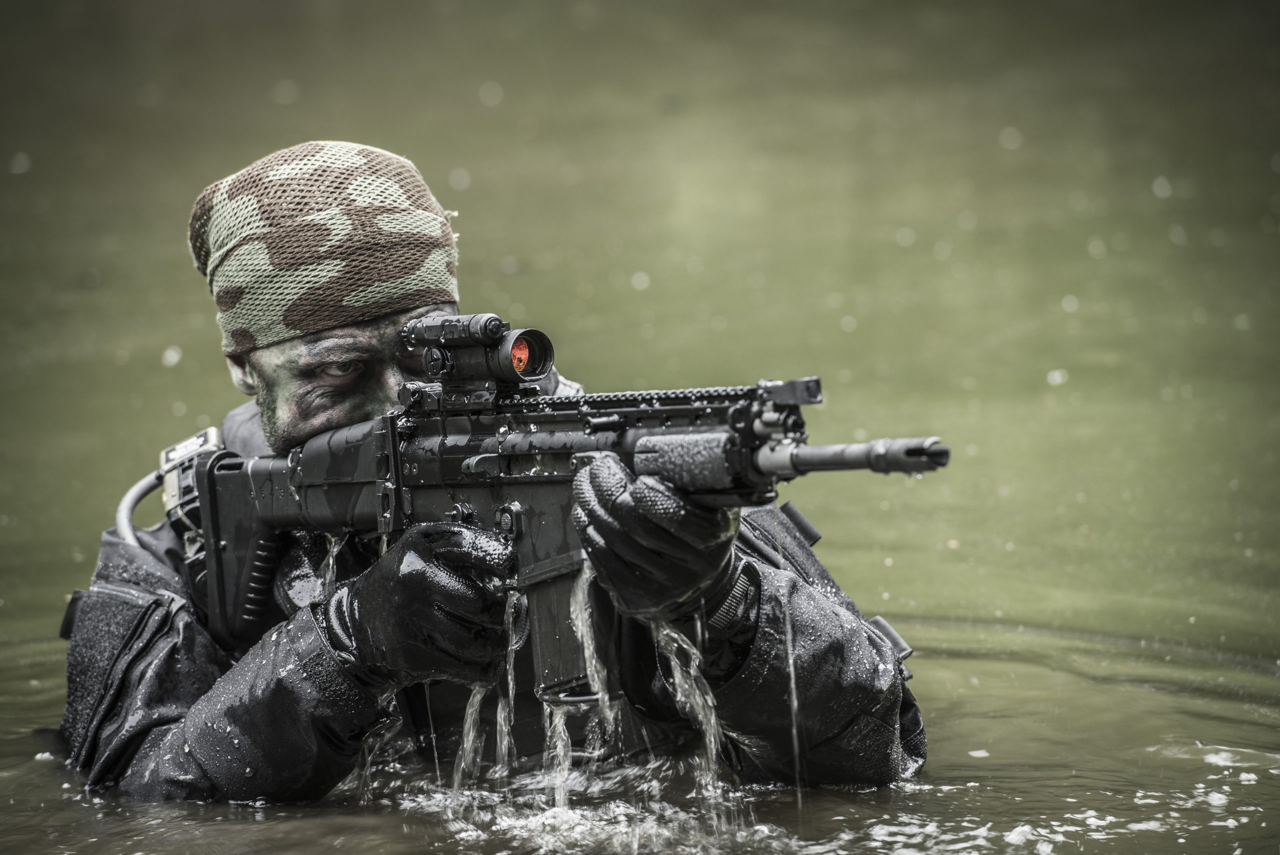 FN SCAR®-H PR CQC
